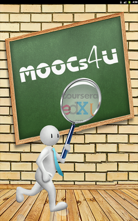 MOOCs4U - screenshot