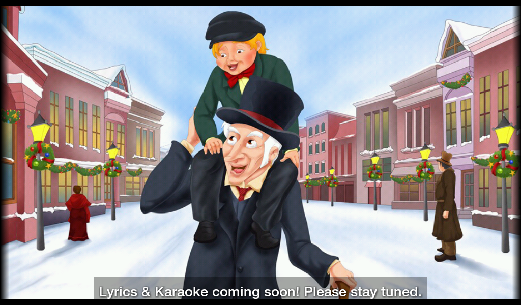 Christmas Story Books- screenshot