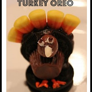 Turkey Oreo Cookies