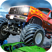 Monster Truck 3D: Race Driving