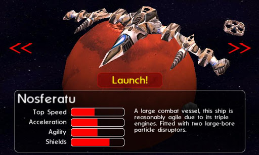 Mars Defender Full game Free