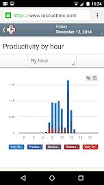 RescueTime Time Management Screenshot 17