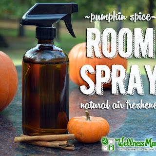 Pumpkin Spice Room Spray.