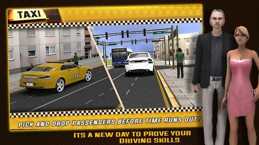 瘋狂出租車司機3D