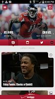 Screenshot of Falcons Mobile