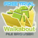 Walkabout Trial Browser logo