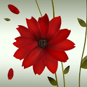 A Flower Atom theme icon