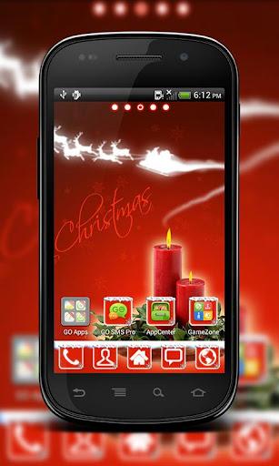 GO Launcher EX Christmas Eve