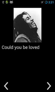 Bob Marley Quotes - screenshot thumbnail