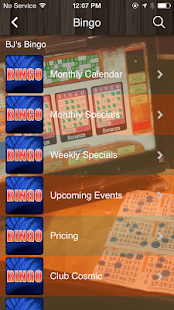 BJ's Bingo & Gaming- screenshot thumbnail