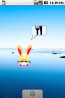 Screenshot of TamaWidget Rabbit *AdSupported