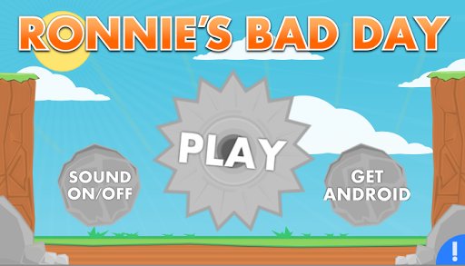 Ronnie's Bad Day