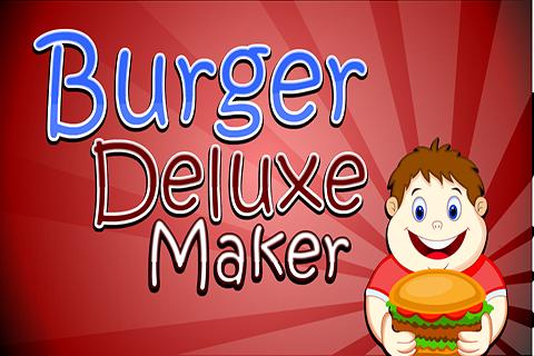 Burger Deluxe Maker