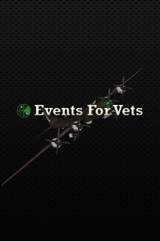 Events For Vets- screenshot