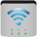 Wi-Fi Storage icon