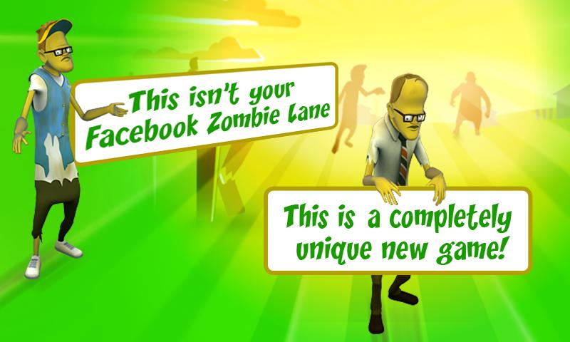 Zombie Lane - screenshot
