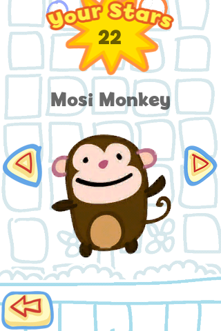 Bubbimals - Alphabet Animals- screenshot