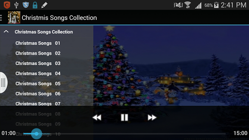 Christmas Songs Collection New