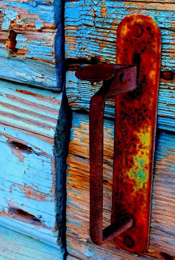 Old Door Handle by Darko Čaleta - Artistic Objects Other Objects
