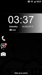 BlackBerry BB10 theme GO