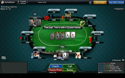 Port Casino Poker - screenshot thumbnail