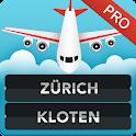 Zurich Kloten Airport ZRH Pro icon