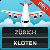 Zurich Kloten Airport ZRH Pro