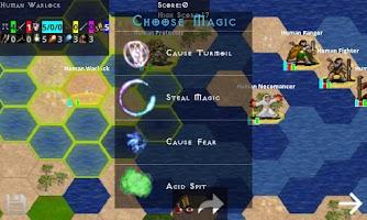 Screenshot of Abyss Wars