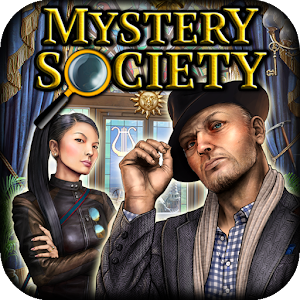 Hidden Object Mystery Society for PC and MAC