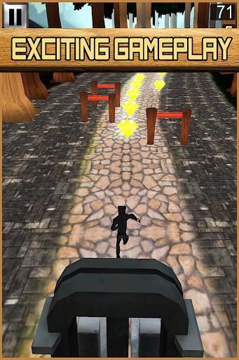 Ninja Slice Dash - Fork Chase