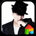 SR GOTTA TALK~ Dodol Theme Ex icon