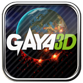 Gaya3D Earth Live Wallpaper