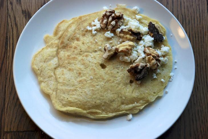 Turkish Pancakes Recipe