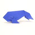 Aquarium Origami 4