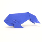 Aquarium Origami 4 icon