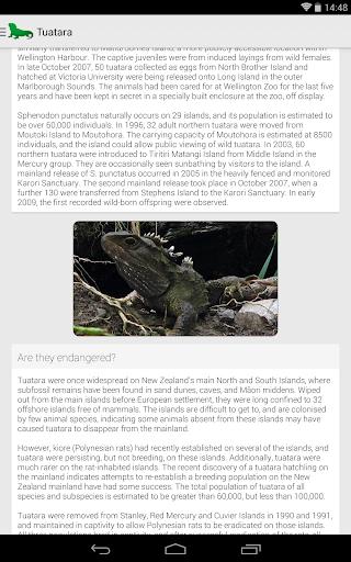 玩免費教育APP|下載Reptiles of New Zealand app不用錢|硬是要APP