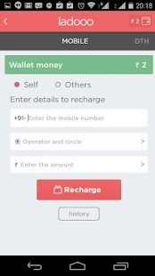 ladooo - Free Recharge App - screenshot thumbnail