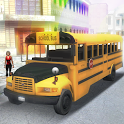 City School Bus Driver 3D icon