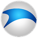 Blue Turbo Browser icon
