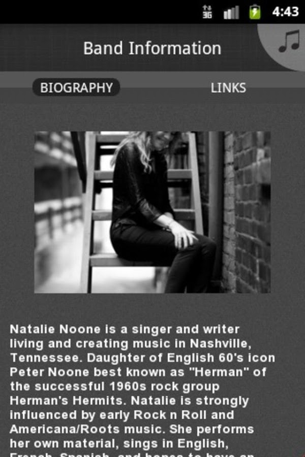 Natalie Noone - screenshot