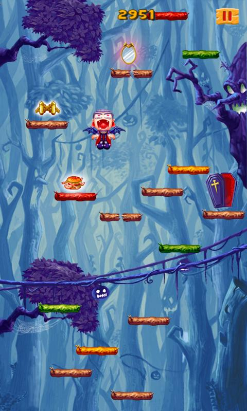 Vam Jump- screenshot