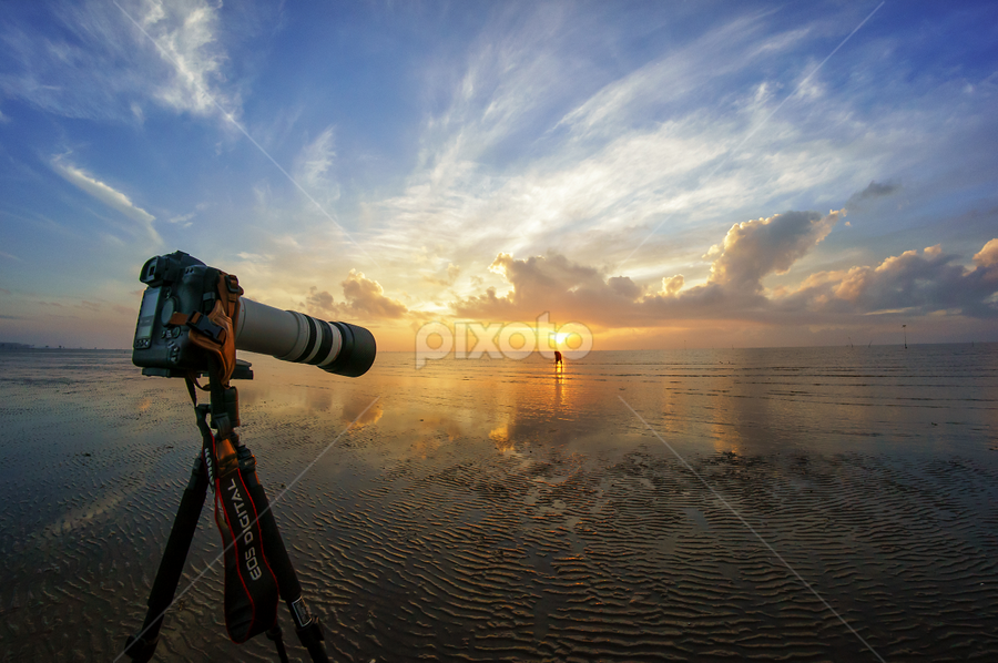 Shoot the shooter by Thảo Nguyễn Đắc - Landscapes Sunsets & Sunrises
