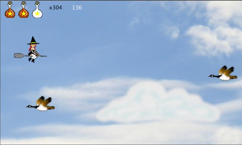 Wonder Witches- screenshot