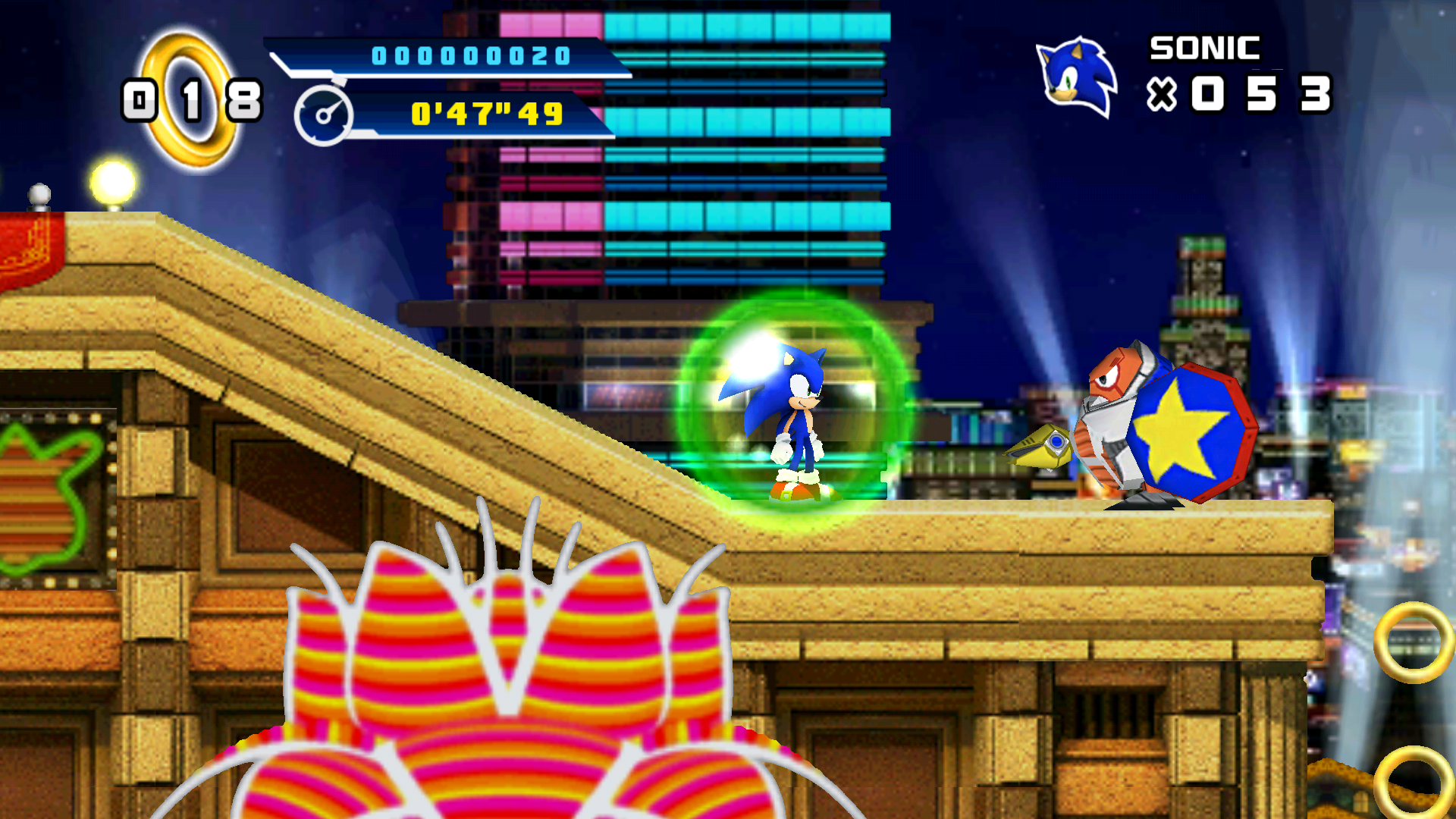 Sonic 4™ Episode I screenshot #14