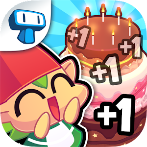 Elf Cake Clicker for PC and MAC