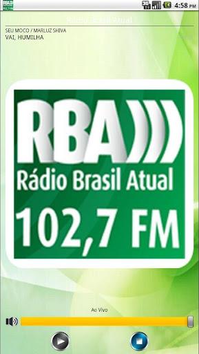 Rádio Brasil Atual 102