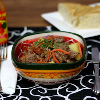 Panamanian Beef Stew