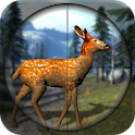 Deer Hunting 2D - Jungle Game icon