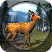 Deer Hunting 2D - Jungle Game