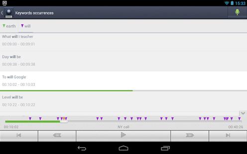 VoiceBase- screenshot thumbnail